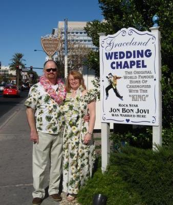 GRACELAND WEDDING CHAPEL IN LAS VEGAS