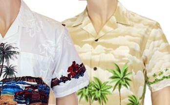 Aloha Friday Shirts