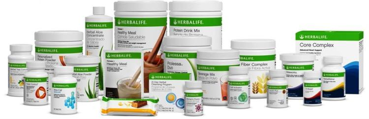Herbalife_Product selection