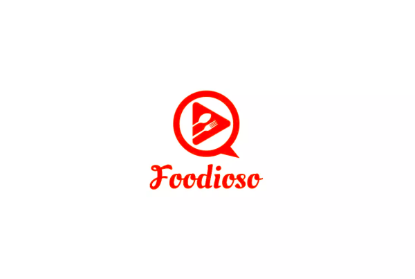 Foodioso - Logo Animation - Motion Graphics