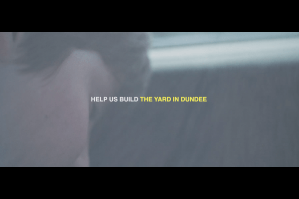 The Yard - Advert - Scotland Charity 2