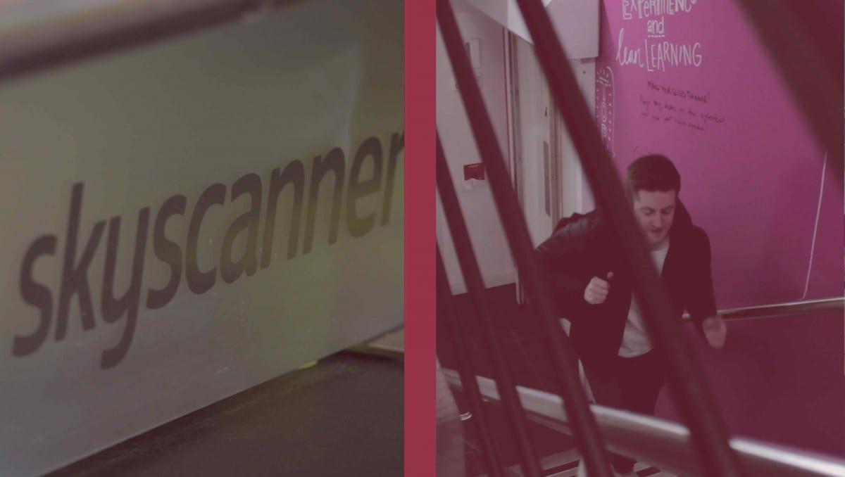 Skyscanner Growth - Chimphouse Media - Video Marketing Documentary