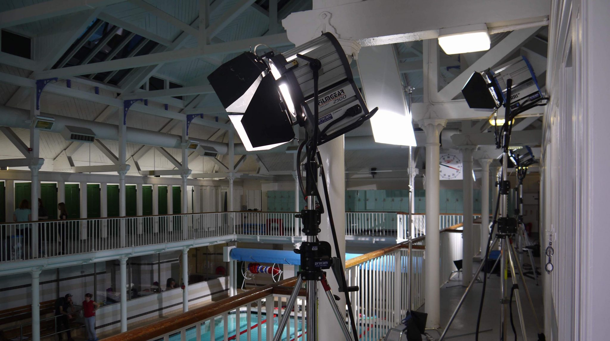 Shakehaus Lighting Film Shoot Production Services