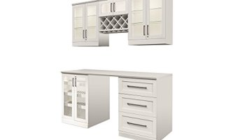 New Age Make A Home Bar Gray Shaker Style Cabinet