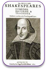 The Droeshout Portrait of William Shakespeare