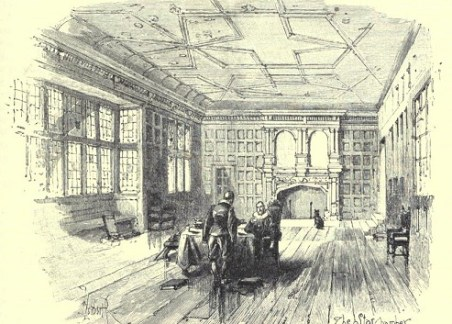 The Star Chamber. From Cassell's History of England, Vol.2