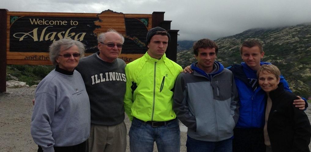 Alaska Trip Group Photo