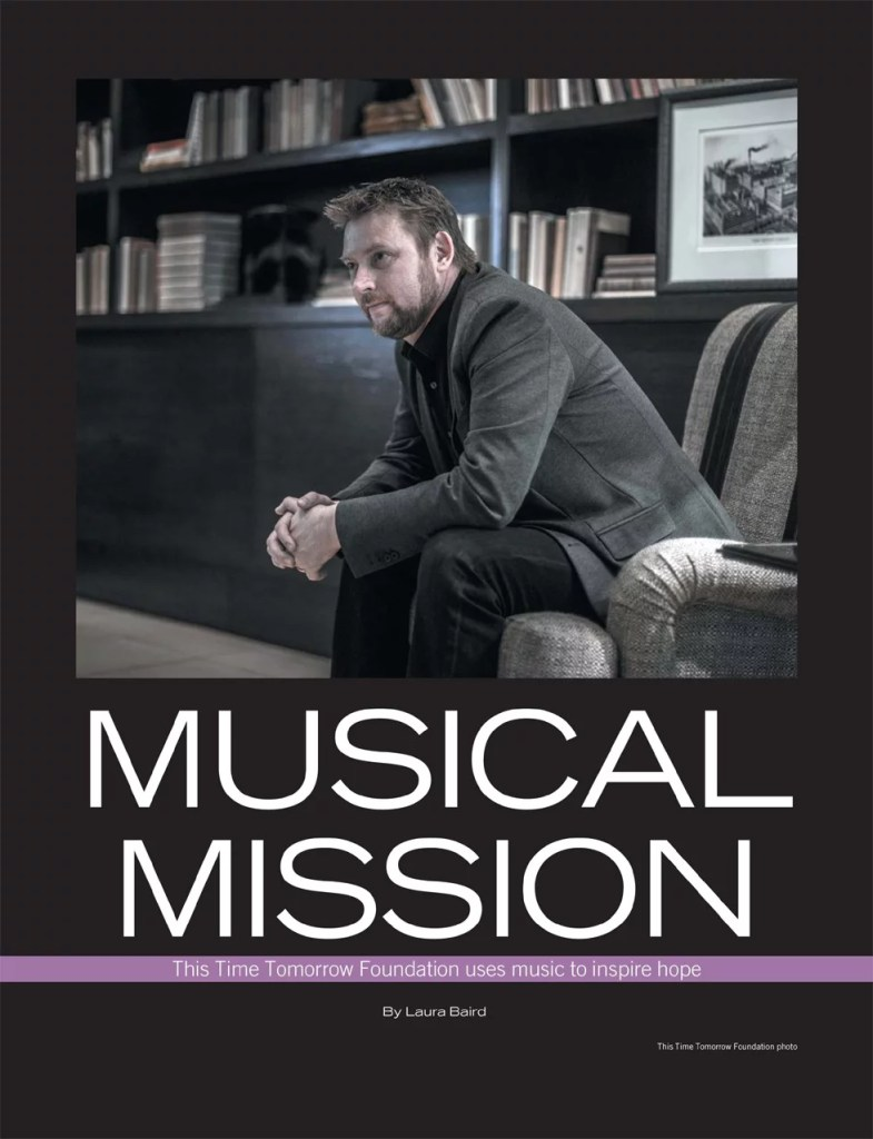 Musical Mission Cover Photo