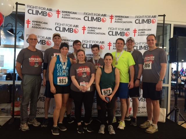 Climb Finishers