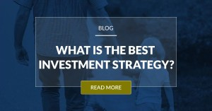 Best Investment Strategy