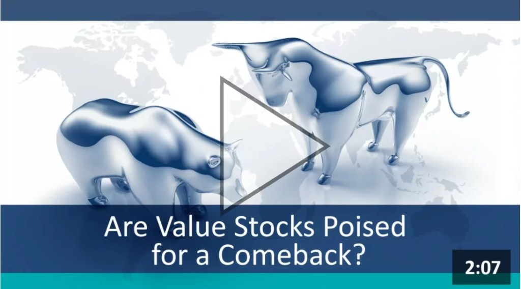 Value Stocks Poised For Comeback 3.31.21