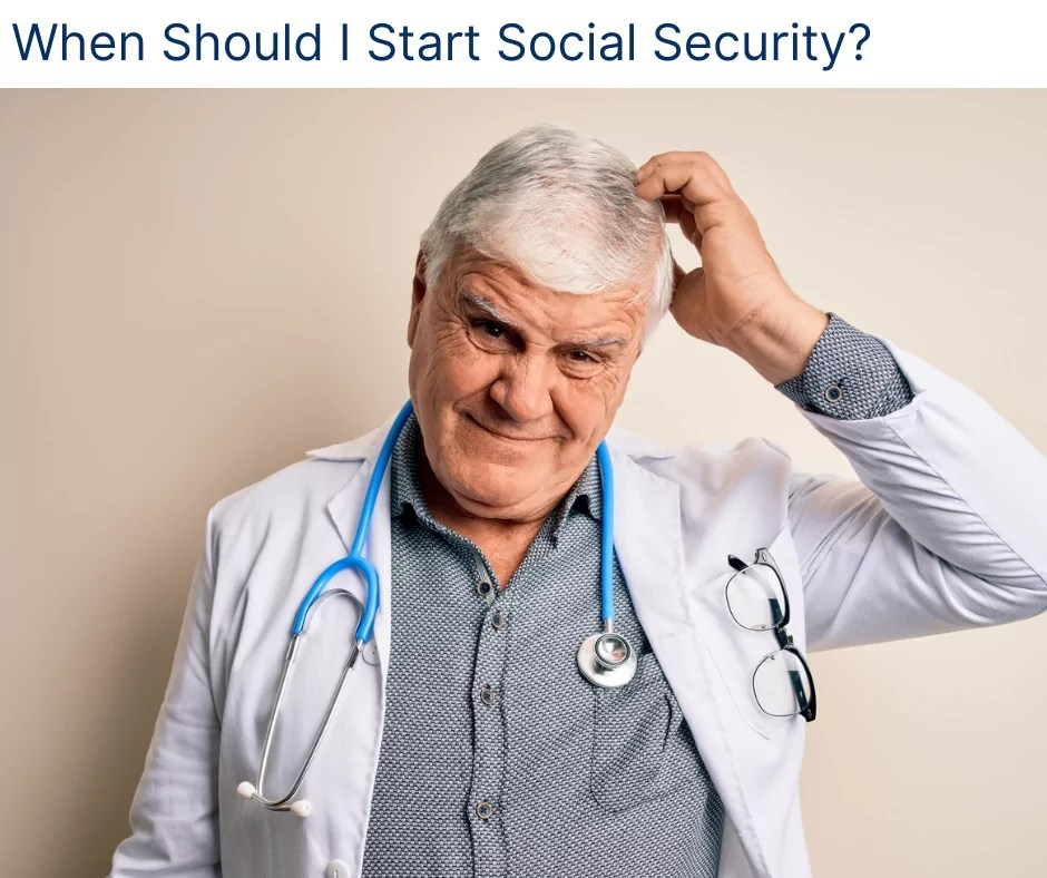 When To Start Social Security | Kevin Reardon | Shakespeare Wealth Management