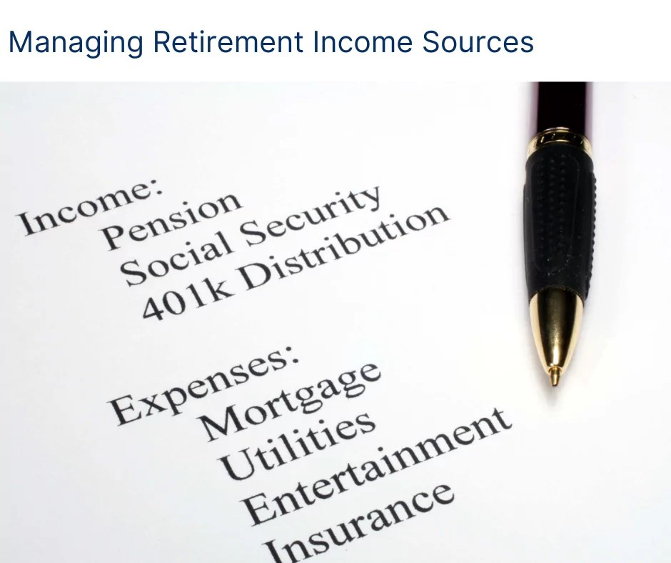 Managing Retirement Income Sources