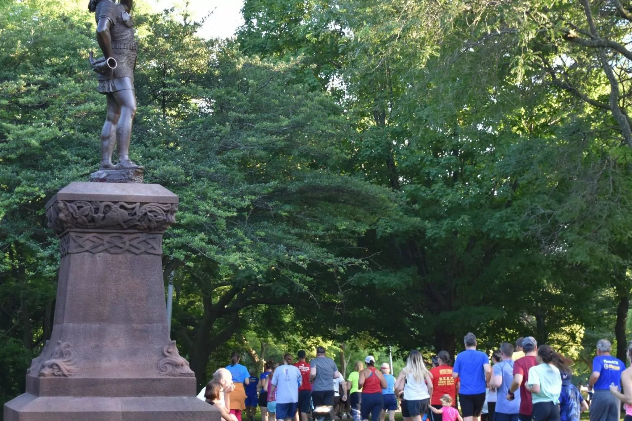 Milwaukee Run Walk