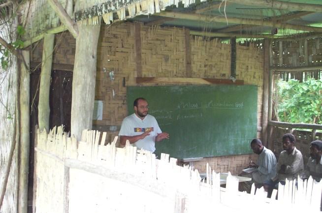 Easter, Uria Village, 2003