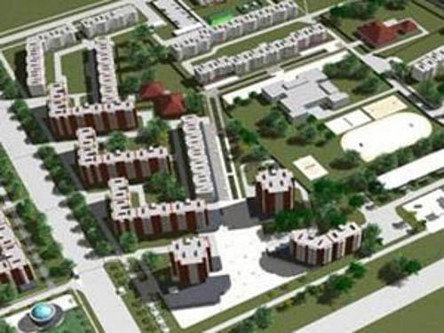 """Строительство жилого района """"Олимпийский"""" войдёт в число приоритетных проектов"""
