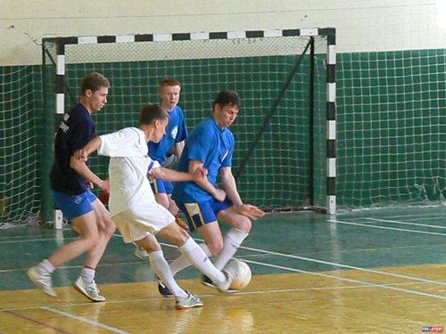 Шахтинская федерация футбола начала принимать заявки на участие чемпионата города по мини-футболу