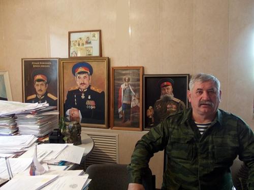 Атаман Козицын не верит в прочность перемирия на Донбассе