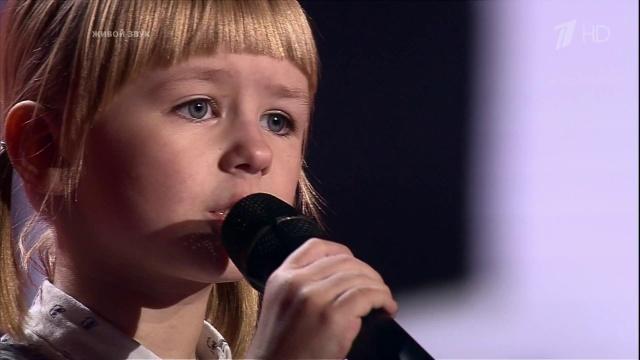 Ярослава Дегтярёва выступит финале проекта #Голос.Дети 29 апреля