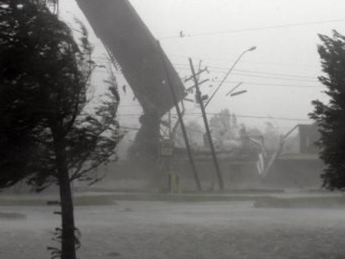 В четверг и пятницу в городе возможна гроза и штормовой ветер