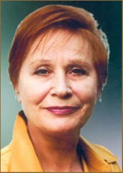 Ушла из жизни Людмила Монастырская