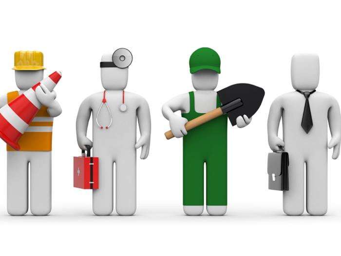 Требуются: каменщик, матрос, портной, программист...