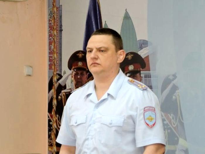 Шахтинскую полицию возглавил новый начальник