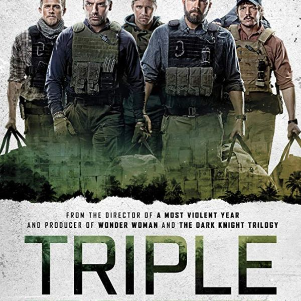Triple Frontier | A half decent Action Flick