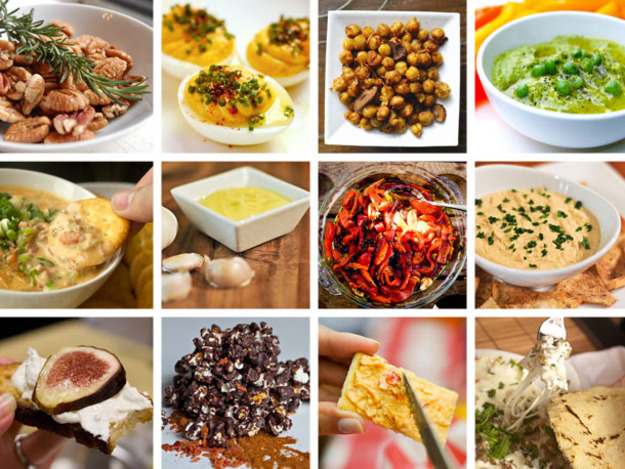 Healthy thanksgiving side dishes and plates