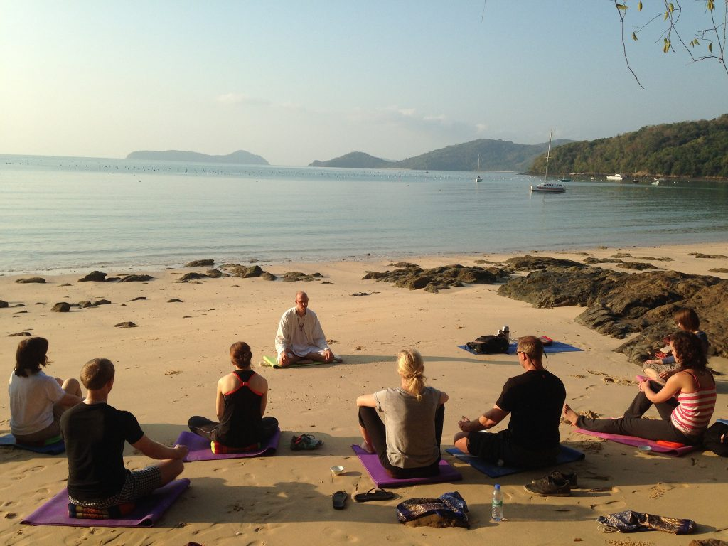 best meditation retreats packages and offers in Thailand