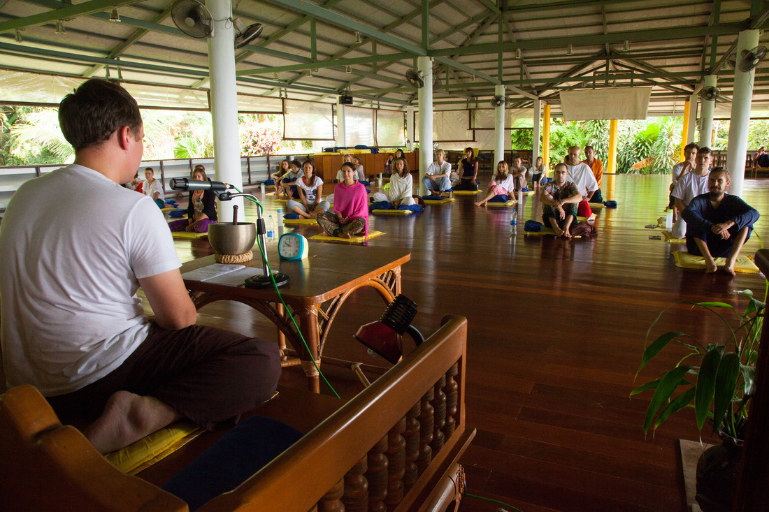 yoga retreats in thailand for meditation vacation packages