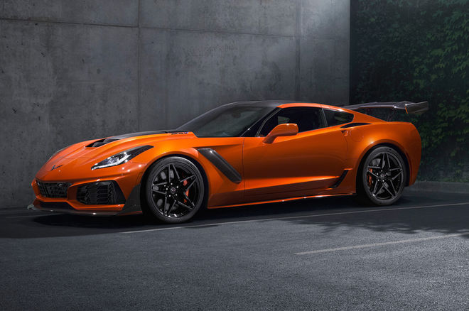 Chevrolet Corvette ZR1 (C6)