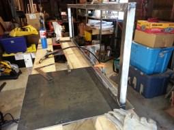 bench frame 1