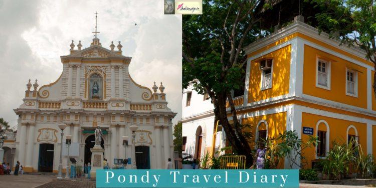 pondy-Pondicherry-Matrimandir-Auroville- incense-blue pottery