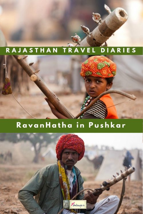 ravanhatha - pushkar-rajasthan-travel-camel-fair - india