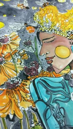 self-love-selfie-instagram-guest-post-shalzmojosays-sreoshi-artist-watercolours