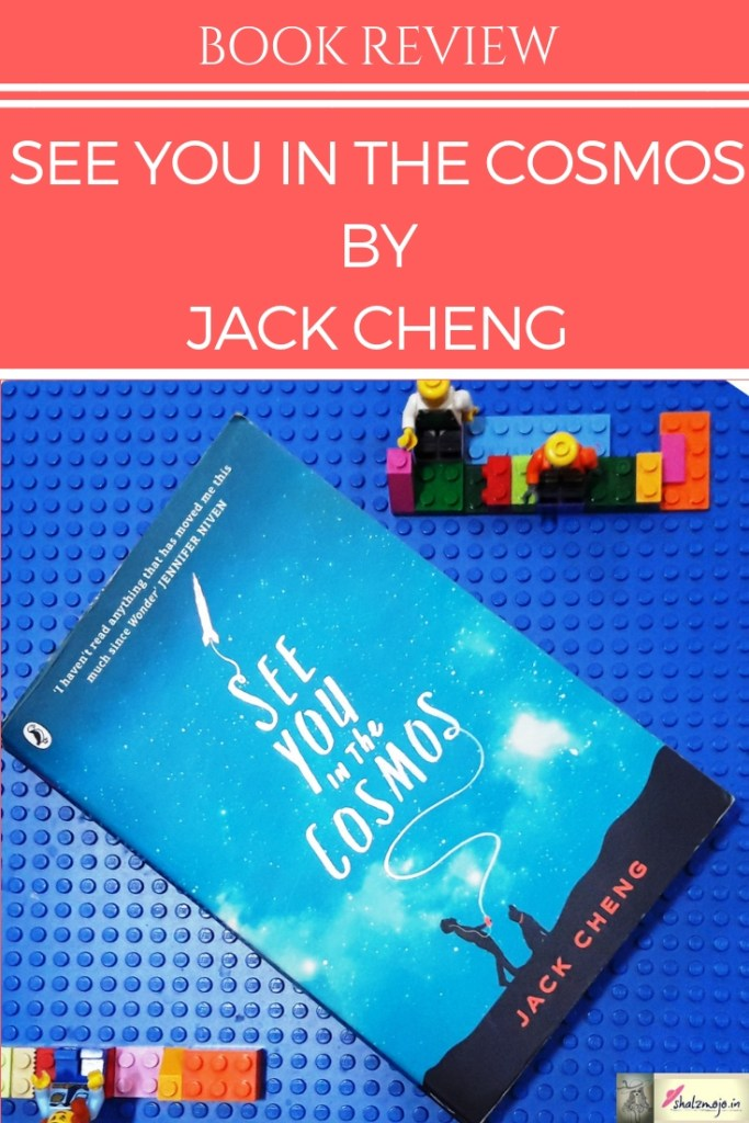 see you in the cosmos- lego- books-book shelf- review-author- genre-YA- fiction- sci fi- book store- reading - bbokporn- bookslutthursday