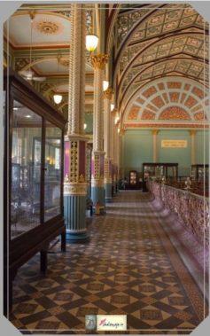 Bhau Daji Lad museum - interiors - victorian architecture- mumbai - travel