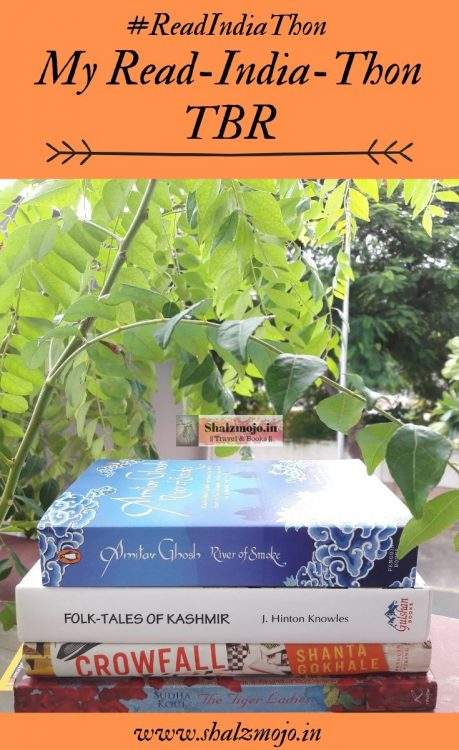 TBR-Books - curry leaf tree - balcony- reading- read-India