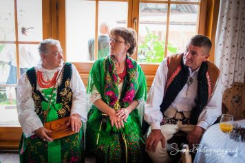 Destination Wedding Photography in Zakopane by Shamackphotography - Blinowka