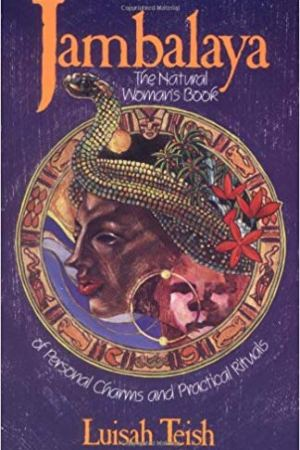 Jambalaya The Natural Woman's Book - Book Cover
