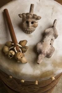 Native Musical Instruments Guanajuato, Mexico