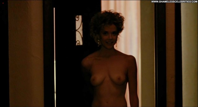 Annette Bening The Grifters Celebrity Posing Hot Full Frontal Topless
