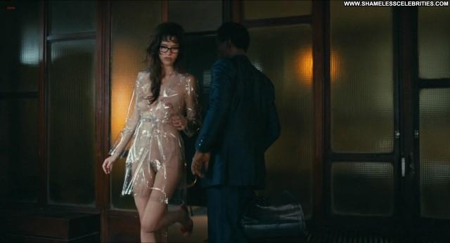 Paz De La Huerta Limits Of Control Skinny Posing Hot Nude Shy Casting