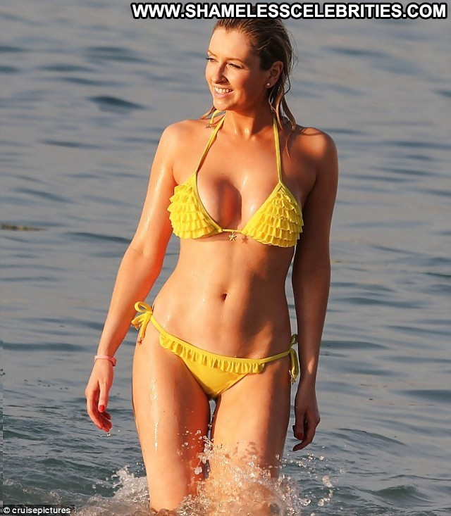 Gemma Merna Pictures Blonde Tits Celebrity Famous Female Doll