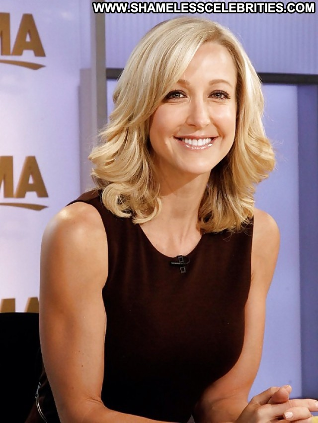 Lara Spencer Pictures Hot Celebrity Blonde Mature Sexy Actress Female