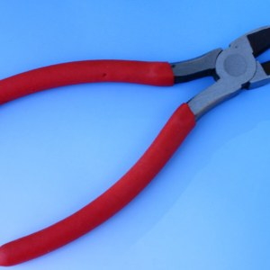 red wire cutters