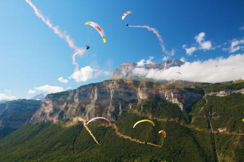 Paragliding Acro Pilots #3