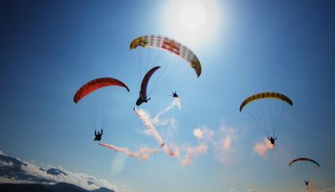 Paragliding Acro Pilots #2