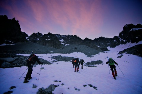 Mountaineering in Les Ecrins